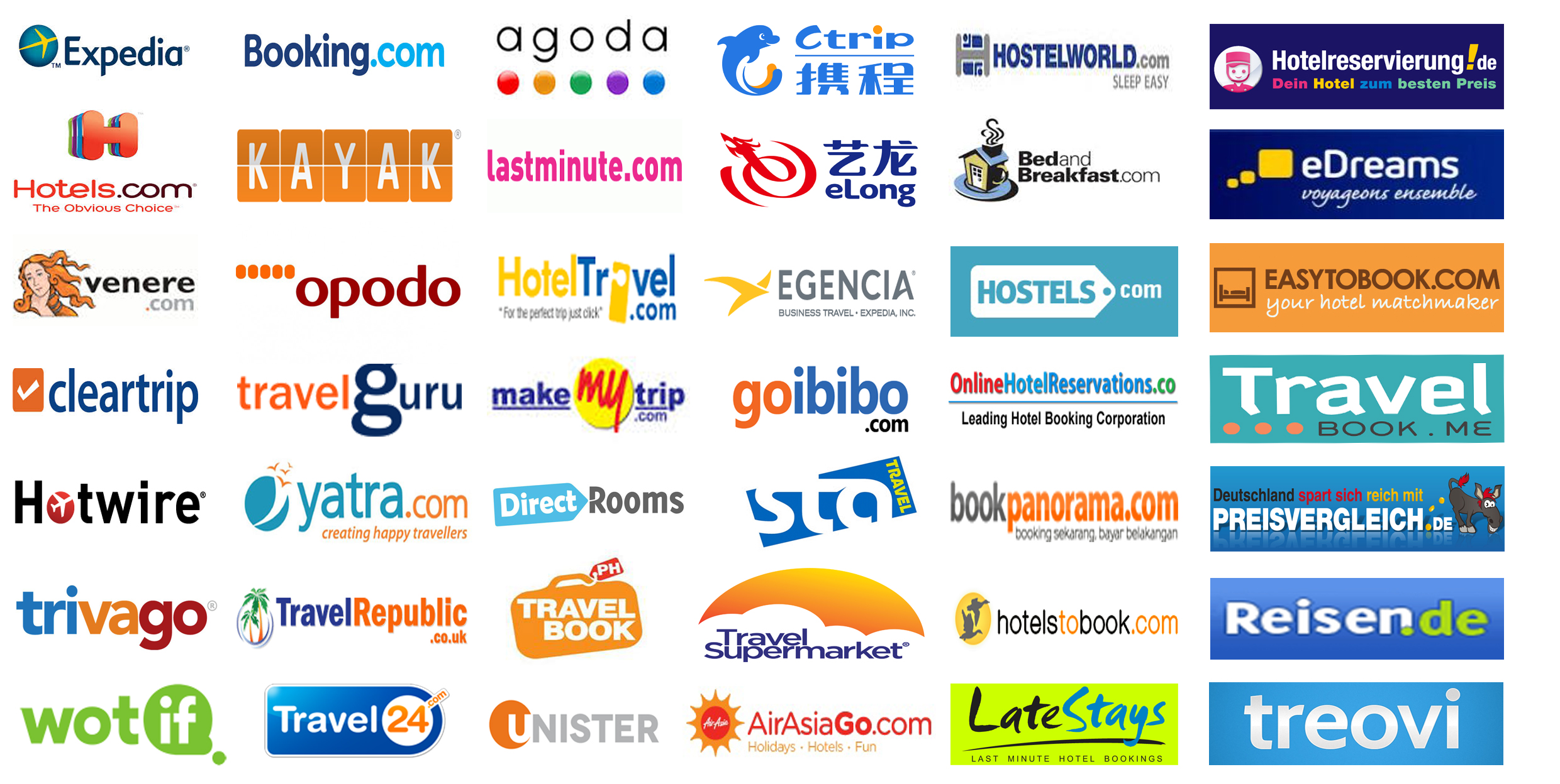 Online Travel Partners